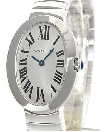 Cartier Baignoire Small  Women's Watch W8000006