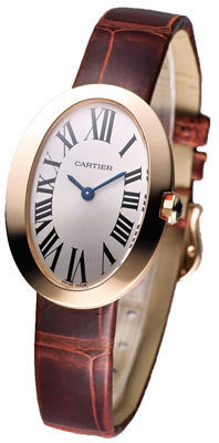 Cartier Baignoire Small  Women's Watch W8000007
