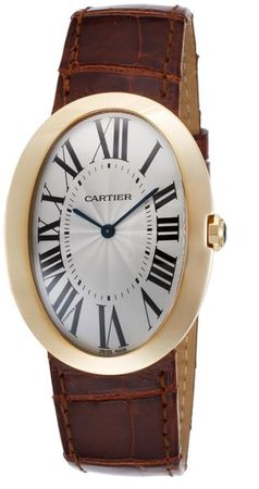Cartier Baignoire Large  Women's Watch W8000013