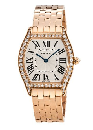 Cartier Turtoe   Women's Watch WA501012