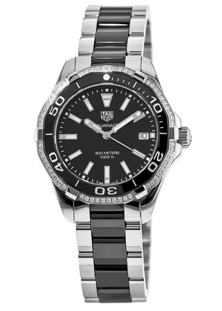 Tag Heuer Way131g Ba0913 Aquaracer Lady 300m 35mm Women S