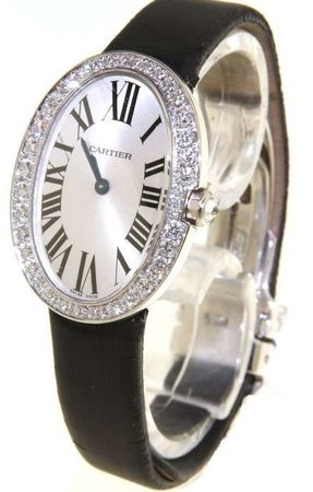 Cartier Baignoire Small  Women's Watch WB520008
