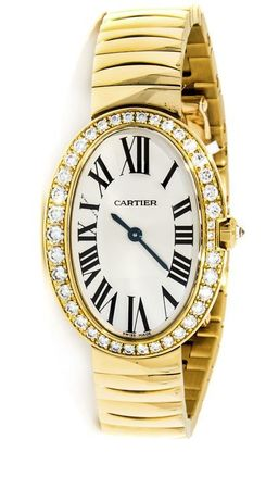 Cartier Baignoire Small  Women's Watch WB520019
