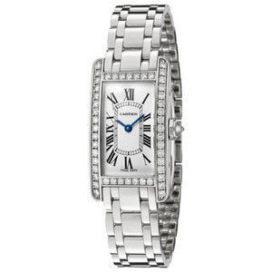 Cartier Tank Americaine  Women's Watch WB7073L1
