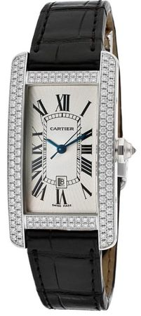 Cartier Tank Americaine  Women's Watch WB710002