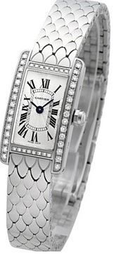 Cartier Tank Americaine  Women's Watch WB710013
