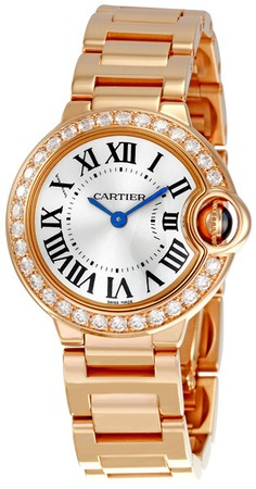 Cartier Ballon Bleu 28mm  Women's Watch WE9002Z3