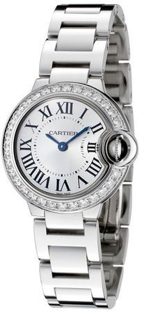 Cartier Ballon Bleu 28mm  Women's Watch WE9003Z3