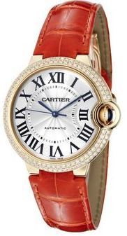 Cartier Ballon Bleu 36mm  Women's Watch WE900451