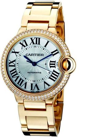 Cartier Ballon Bleu 36mm  Women's Watch WE9004Z3