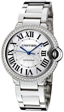 Cartier Ballon Bleu 36mm  Women's Watch WE9006Z3