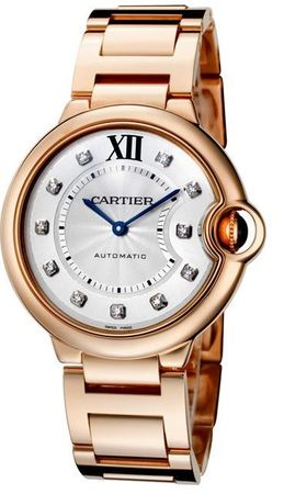 Cartier Ballon Bleu 36mm  Women's Watch WE902026
