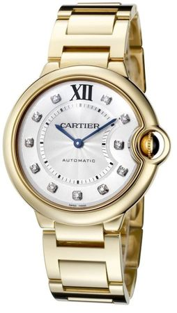 Cartier Ballon Bleu 36mm  Women's Watch WE902027