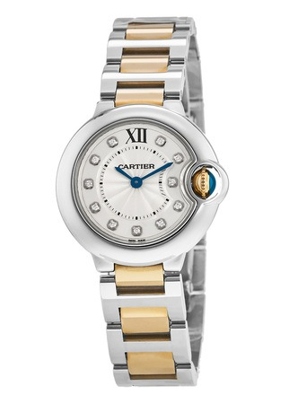 Cartier Ballon Bleu 28mm  Women's Watch WE902030