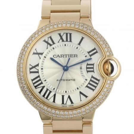 Cartier Ballon Bleu 33mm  Women's Watch WE902034
