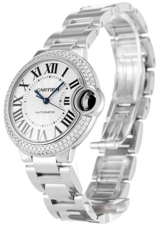 Cartier Ballon Bleu 33mm  Women's Watch WE902035