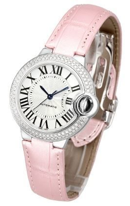 Cartier Ballon Bleu 33mm  Women's Watch WE902037