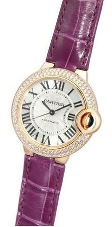 Cartier Ballon Bleu 33mm  Women's Watch WE902066