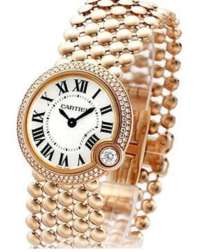 Cartier Ballon Blanc   Women's Watch WE902071