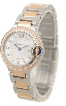 Cartier Ballon Bleu 28mm  Women's Watch WE902076