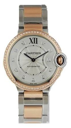 Cartier Ballon Bleu 36mm  Women's Watch WE902078