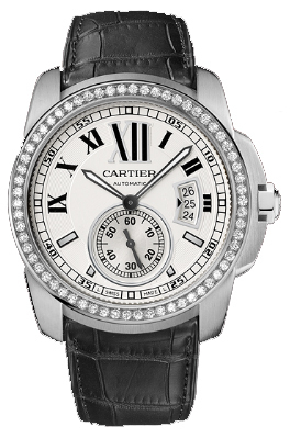 Cartier Calibre de Cartier   Men's Watch WF100003