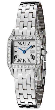 Cartier Santos Demoiselle  Women's Watch WF9003Y8