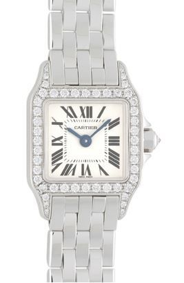 Cartier Santos Demoiselle  Women's Watch WF9005Y8