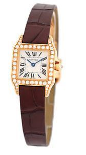 Cartier Santos Demoiselle  Women's Watch WF902006