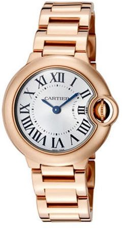 Cartier Ballon Bleu 36mm  Women's Watch WGBB0008