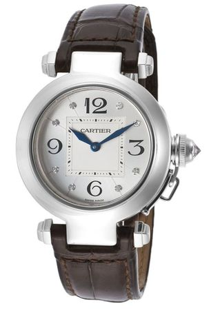 Cartier Pasha 32mm  Women's Watch WJ11902G