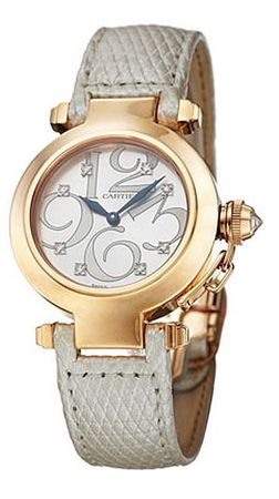 Cartier Pasha 32mm  Women's Watch WJ123021