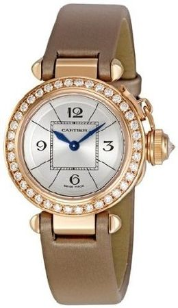 Cartier Pasha Miss Pasha  Women's Watch WJ124026