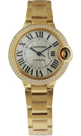 Cartier Ballon Bleu 33mm  Women's Watch WJBB0002