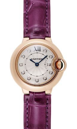 Cartier Ballon Bleu 28mm  Women's Watch WJBB0019