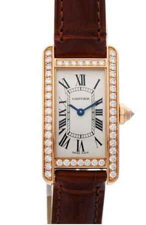 Cartier Tank Americaine  Men's Watch WJTA0002
