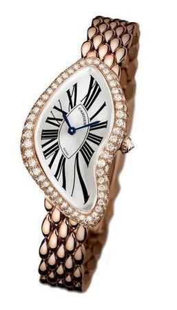 Cartier Crash   Women's Watch WL420047