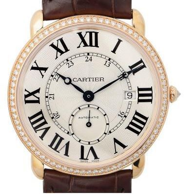 Cartier Ronde Louis   Women's Watch WR007017