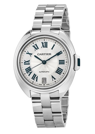 Cartier Cle de Cartier 35mm  Women's Watch WSCL0006