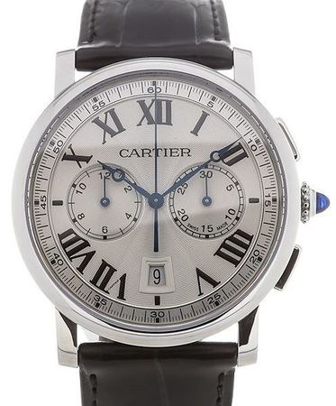 Cartier Rotonde De Cartier Automatic  Men's Watch WSRO0002