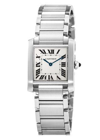 Cartier Tank Francaise  Women's Watch WSTA0005