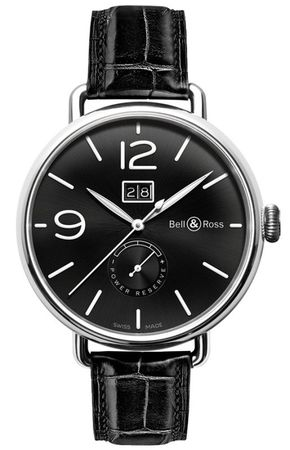 Bell & Ross Vintage   Men's Watch WW1-90 Grande Date and Reserve de Marche