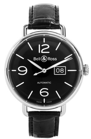 Bell & Ross Vintage   Men's Watch WW1-96 Grande Date