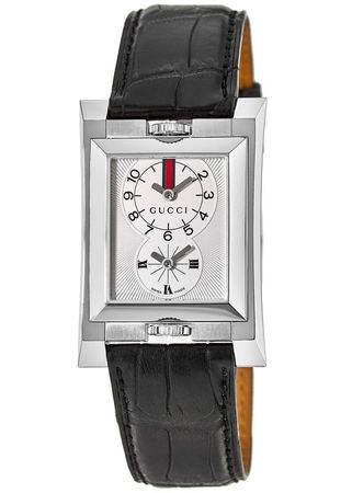 Gucci 111 Guccio   Men's Watch YA111304