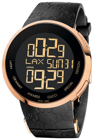 Gucci 114 I-Gucci  Special Latin Grammy Men's Watch YA114222