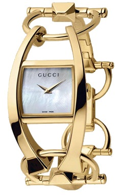 Gucci Chiodo 123   Women's Watch YA123504