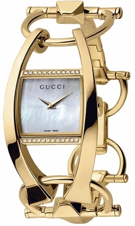 Gucci Chiodo 123   Women's Watch YA123505