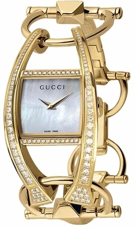 Gucci Chiodo 123   Women's Watch YA123508