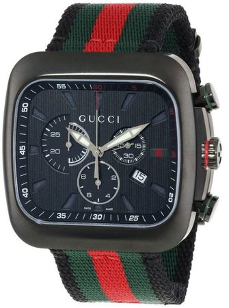 Gucci Coupe   Men's Watch YA131202