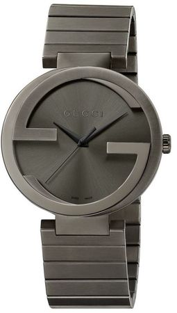 Gucci Interlocking G   Men's Watch YA133210